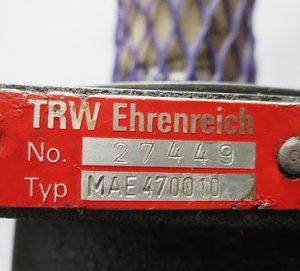 هیدروموتور TRW