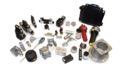 تجهیزات جانبی هیدرولیک